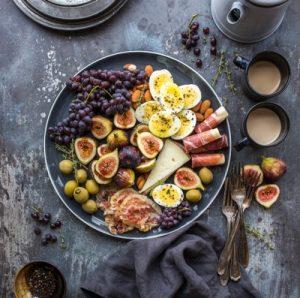 Ideas desayuno saludable