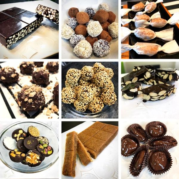 dulces navidenos saludables