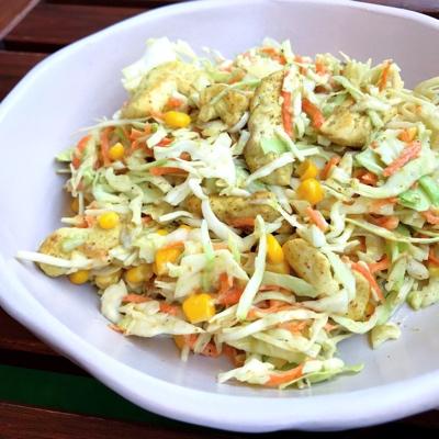 ensalada colipollo
