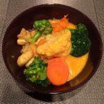 Salsa de curry básica